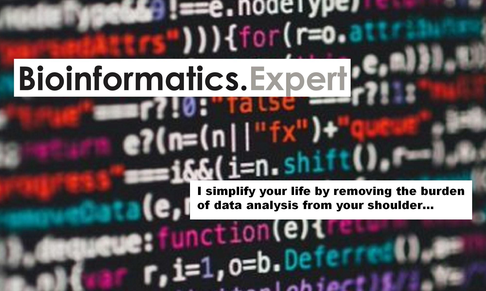 Bioinformatics.Expert